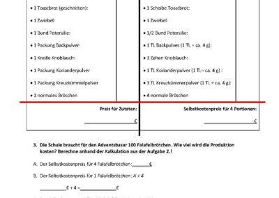 QB Kueche Kalkulation 2