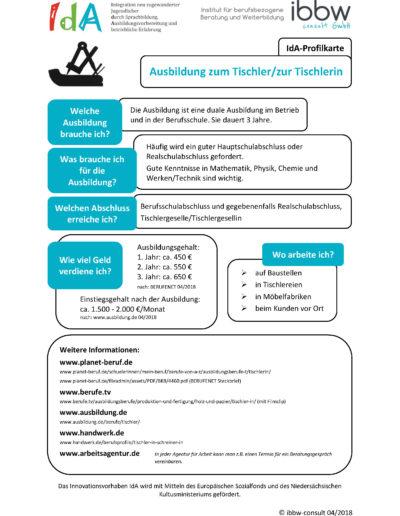IdA-Profilkarte Tischler_Seite_2